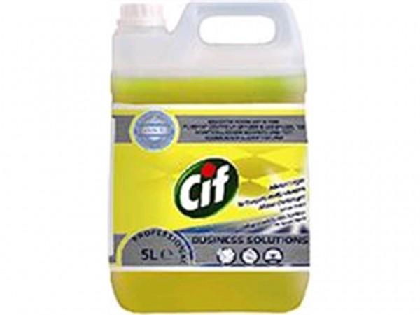 Cif Prof. Business Solutions Lemon, Allzweckreiniger, 2 x 5 Liter Kanister