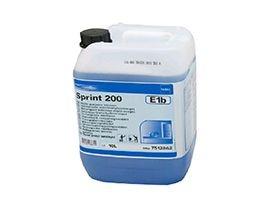 TASKI Sprint 200 E1b, Alkohol-Unterhaltsreiniger, 10 Liter Kanister