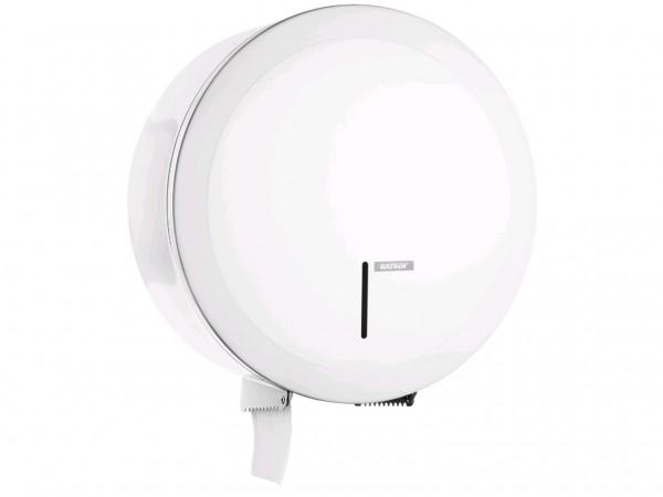 WC-Papier Spender Gigantbox L weiss für Jumbo-Rollen, max. ø 320 mm,