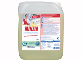 Milizid Citro, Sanitärreiniger und Kalklöser, 10 Liter Kanister