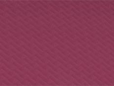 Tischset Zellstoff burgundy
