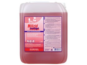 Milizid Kraftgel, Sanitärgrundreiniger sauer, 10 Liter Kanister