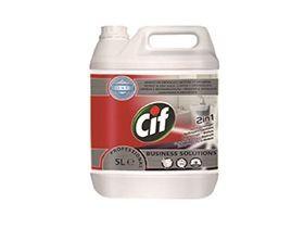 Cif Prof. Business Solutions Badreiniger 2in1, 2 x 5 Liter Kanister