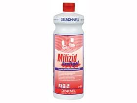 Milizid Kraftgel, Sanitärgrundreiniger sauer, 1 Liter Flasche