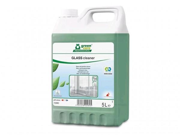 GLASS cleaner, Glas- und Fensterreiniger, 5 Liter Kanister