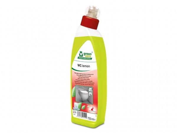 WC lemon, Sanitärreiniger/WC Reiniger, 750 ml Flasche