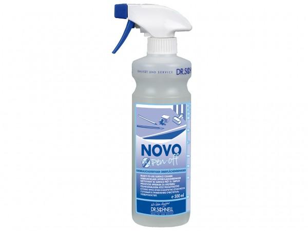 NOVO pen-off, Büroreiniger, 500 ml Flasche