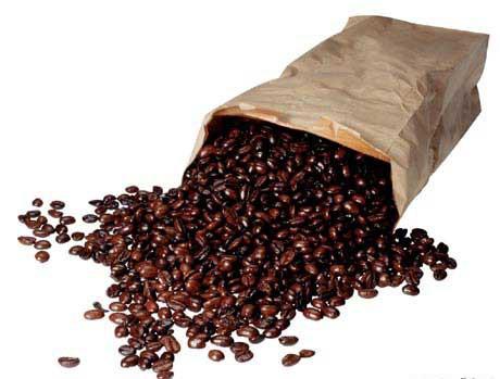 Kaffeebohnen Costa Rica