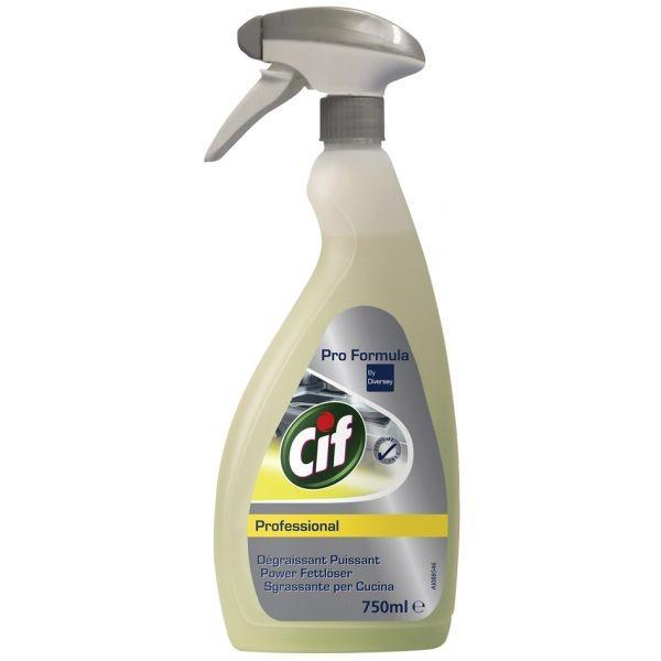 Cif Prof. Business Solutions Fettlöser, 750 ml Flasche