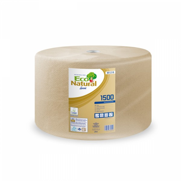 Maxi Reinigungsrollen ECO-Natural Tetrapack-Recycling