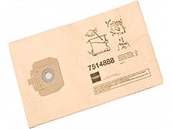 Doppelfilter-Papiersack zu TASKI vento 15 / bora 12