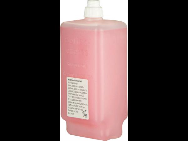 Seifencreme ZACK rosé, 500 ml AWS hautfreundlich