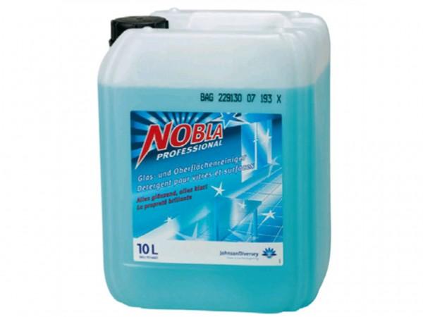 TASKI NOBLA, Glas- und Oberflächenreiniger, 10 Liter Kanister