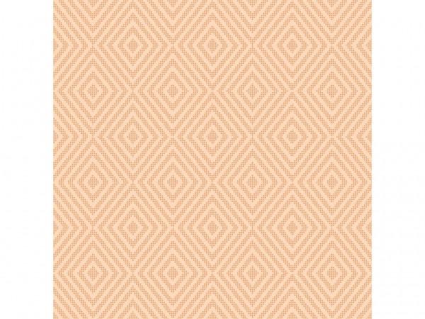 Servietten Spanlin Bio, 40 x 40 cm 1/4 Falz, aprikot/orange
