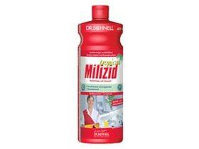 Milizid Tropical, Sanitärreiniger und Kalklöser, 1 Liter Flasche
