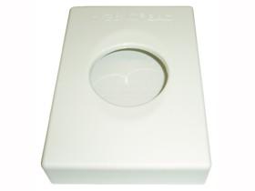 Hygienebeutelspender 135 x 95 x 32 mm weiss, Karton + Spender mit EAN-Code