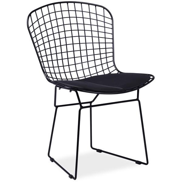 Stuhl Fino Schwarz
