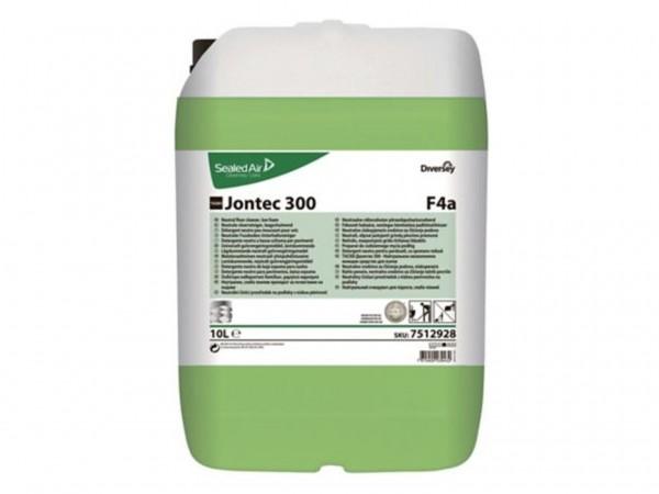 TASKI Jontec 300, neutraler Fussbodenreiniger, 10 Liter Kanister