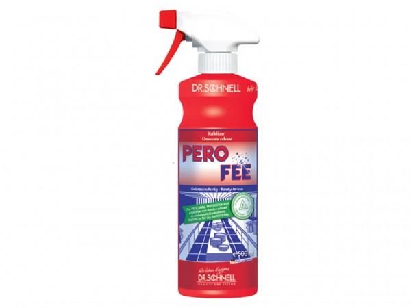 PEROFEE, Gebrauchsfertiger Kalklöser für den Küchenbereich, 500 ml Sprühflasche