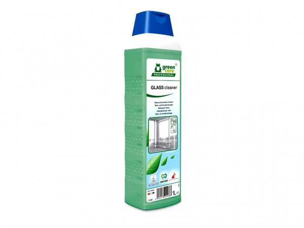 GLASS cleaner, Glas- und Fensterreiniger, 1 Liter Flasche