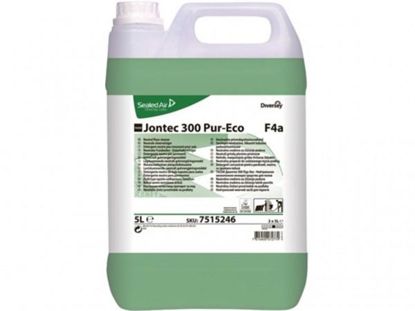 TASKI Jontec 300 Pur-Eco F4a, Fussbodenreiniger, 2 x 5 Liter Kanister