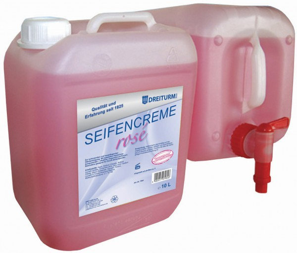 Flüssigseife Seifencreme rosé 1 x 5 Liter