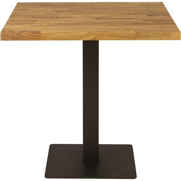 Tisch Puro Eiche massiv 80x80