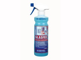 GLASFEE, Glasreiniger für die Unterhaltsreinigung,, 0.5 Liter Sprühflasche