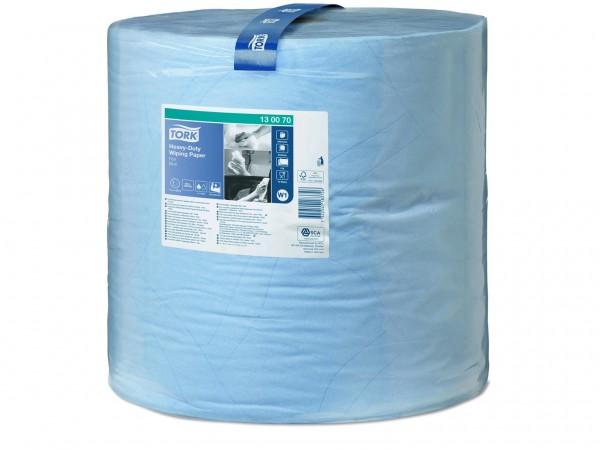 Tork Extra starke Mehrzweck Papier- wischer, blau, 2-lagig, 1000 Blatt