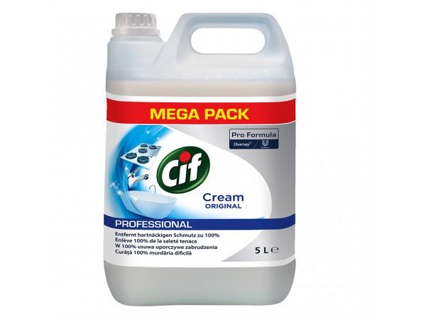 Cif Professional Crème, Oberflächen- reiniger für hartnäckige Verschmutzungen
