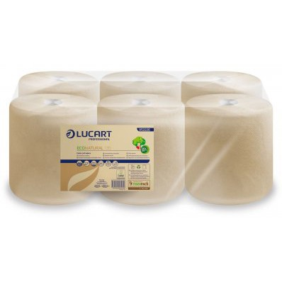 Midi Reinigungsrollen ECO-Natural Tetrapack-Recycling