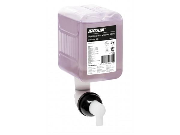 Katrin Handwaschseife 0.5 Liter Flüssigseife Sunny Garden