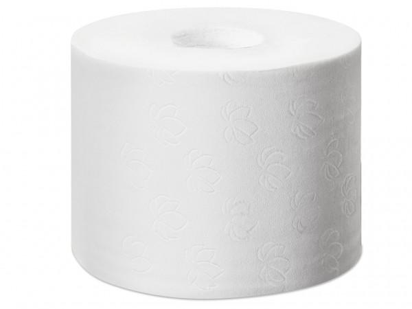WC-Papier Tork Premium, Tissue hochweiss (T7), 3-lagig, 9.3 cm x 68.8 lfm, perf.