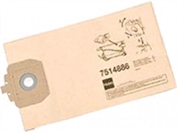 Doppelfilter-Papiersack zu TASKI vento 8 / baby bora