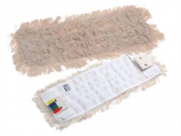 Baumwollmopp,3-in-1 Tasche und Lasche, 40 x 15 cm, beige, 100% Baumwolle
