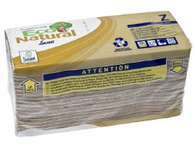 Z-Falz Papierhandtuch ECO-Natural Tetrapack-Recycling