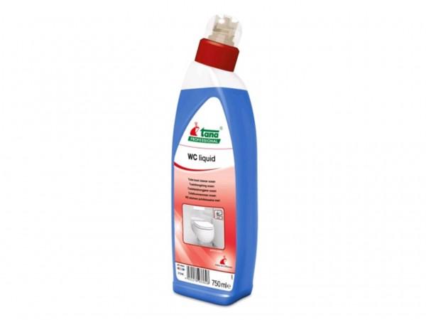WC liquid, Sanitärreiniger saurer WC-Reiniger, der mittels der