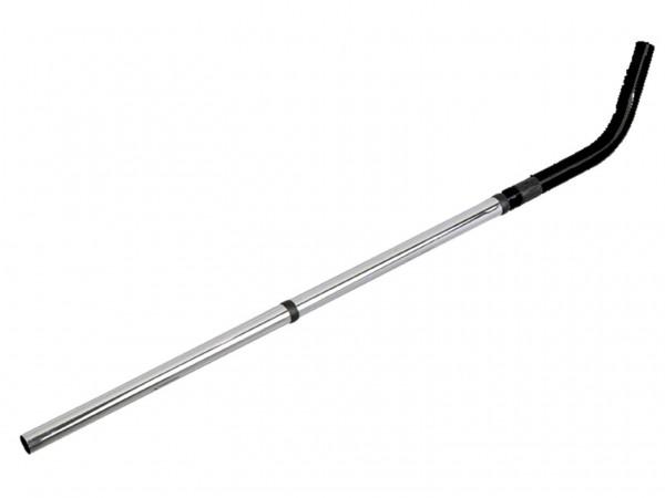 Saugstange 3-teilig, mit Metallrohrbogen 32 mm