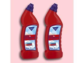 WC-Reiniger in Schräghalsflasche 12 x 750 ml
