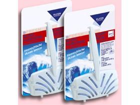 WC-Duftspüler Meeresfrische, 40 g Tabs zum Einhängen, reinigt durch biologisch