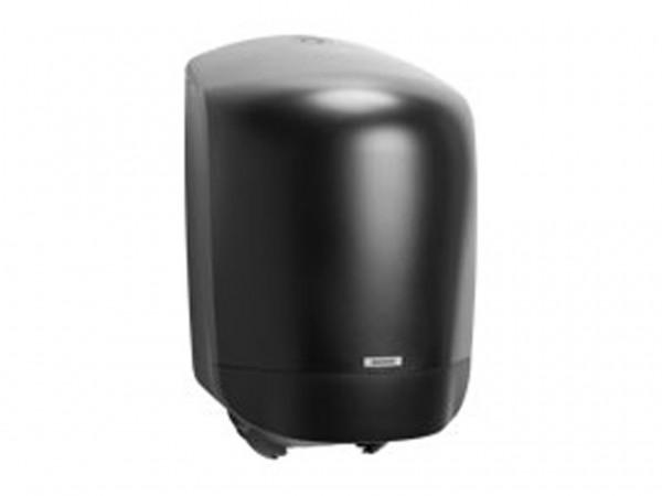 Handtuchrollenspender Katrin M 403 x 263 x 240 mm, schwarz