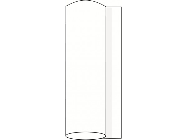 Tischtuchrollen Airlaid Pearl-Coating, 119 cm x 25 lfm, weiss