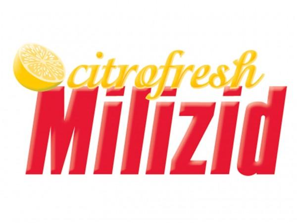 Milizid Citrofresh, Sanitärreiniger mit Kalk- und Schmutzblockformel