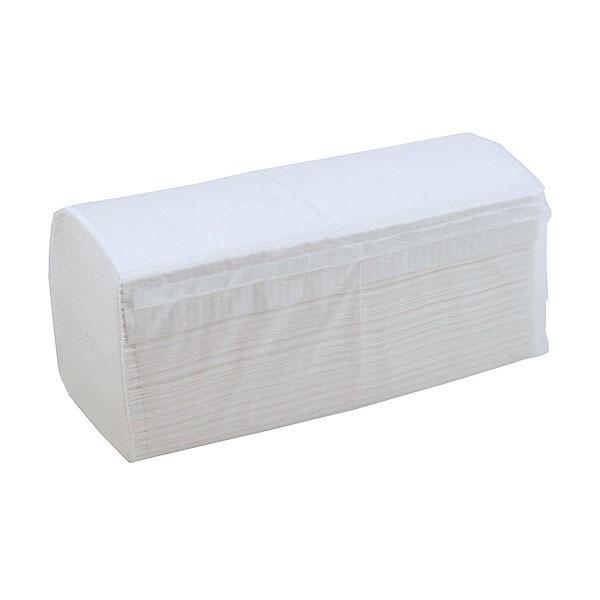 Z-Falz Papierhandtuch 2-lagig Premium