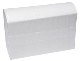 Falthandtücher Superior, 2-lagig, 20 x 24 cm, 2600 Blatt