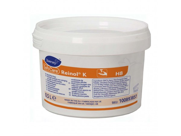 Soft Care Reinol K Handwaschpaste 500 ml Dose, Einsatz in Industrie,