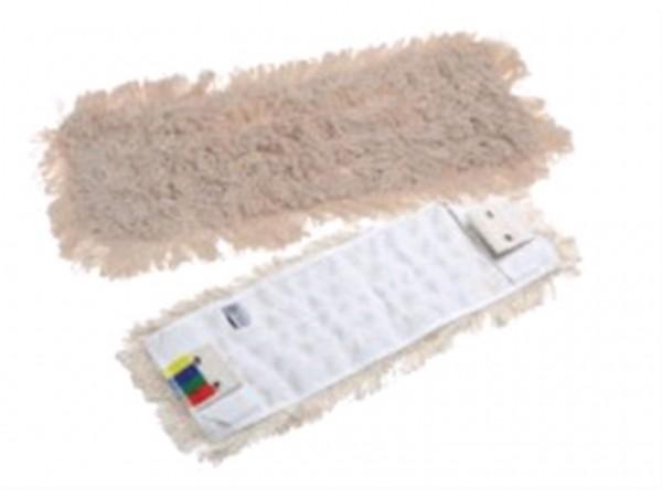 Baumwollmopp,3-in-1 Tasche und Lasche, 50 x 16 cm, beige, 100% Baumwolle