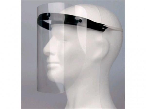 Gesichts-Schutzschild mit austauschbarem Visierschild und 180°-Schutz
