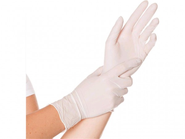 Nitril-Handschuhe, Grösse M, puderfrei