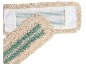 Moppbezug 40cm, Mischbezug Baumwolle und Microfaser (Aussenfranse)